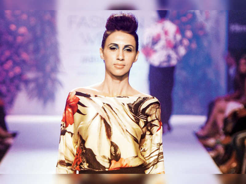 Designer Varun Bahl Returned To Lakme Fashion Week Held In Mumbai Events Movie News Times Of India