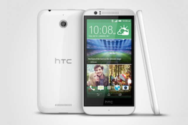 HTC unveils Desire 510 with 64-bit processor