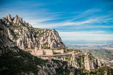 Take a day trip to Montserrat