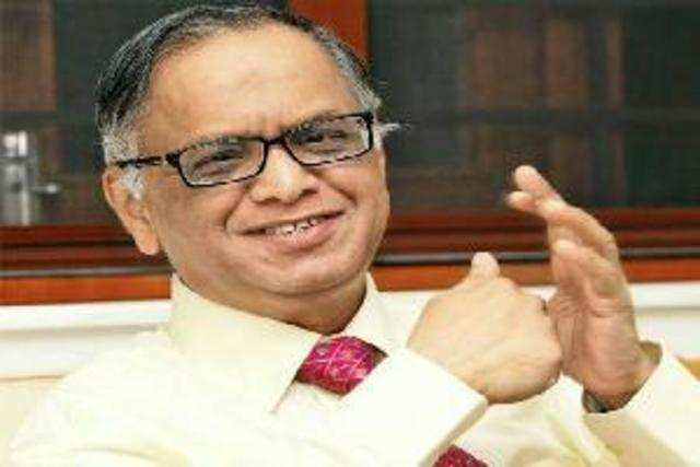 Infosys co-founder NR Narayana Murthy's family office has bought high-end luxury apartments in Bangalore and Mumbai, said sources familiar with the development.