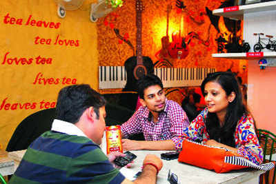 Why tea cafes are Jaipur's favourite new haunt