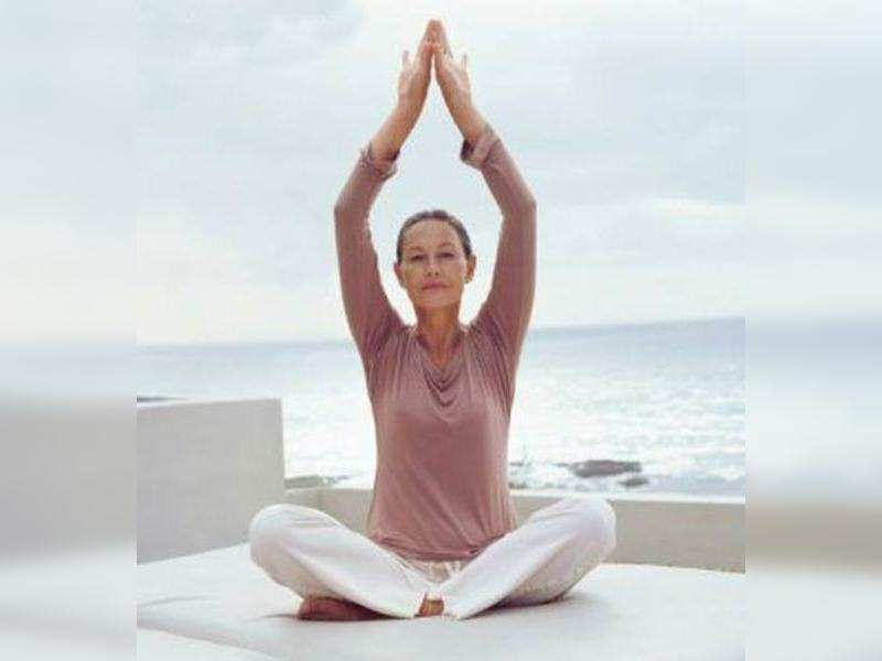 Yoga for health and beauty - Times of India