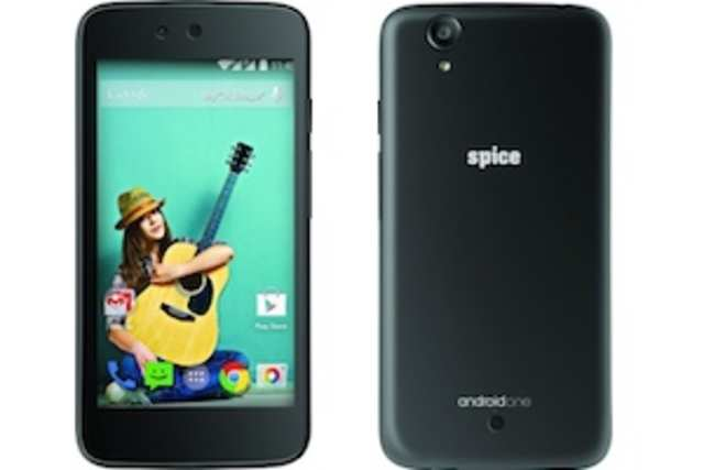 Spice Android One Dream UNO Mi-498 phone, priced at Rs 6,999, was listed on the website for a few hours.