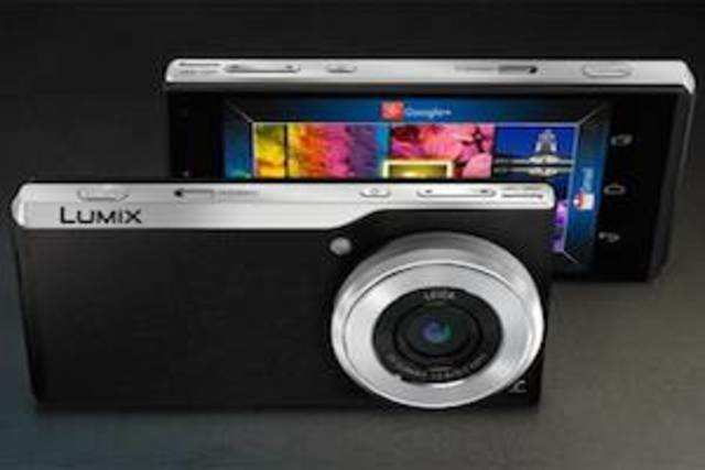 Panasonic unveils Lumix CM1 smartphone with 1-inch camera