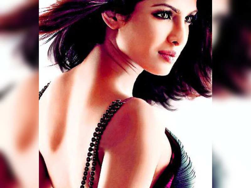I feel immortal: Priyanka   Hindi Movie News - Times of India