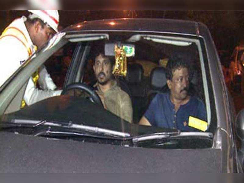 BVS Ravi held under drunk and drive case