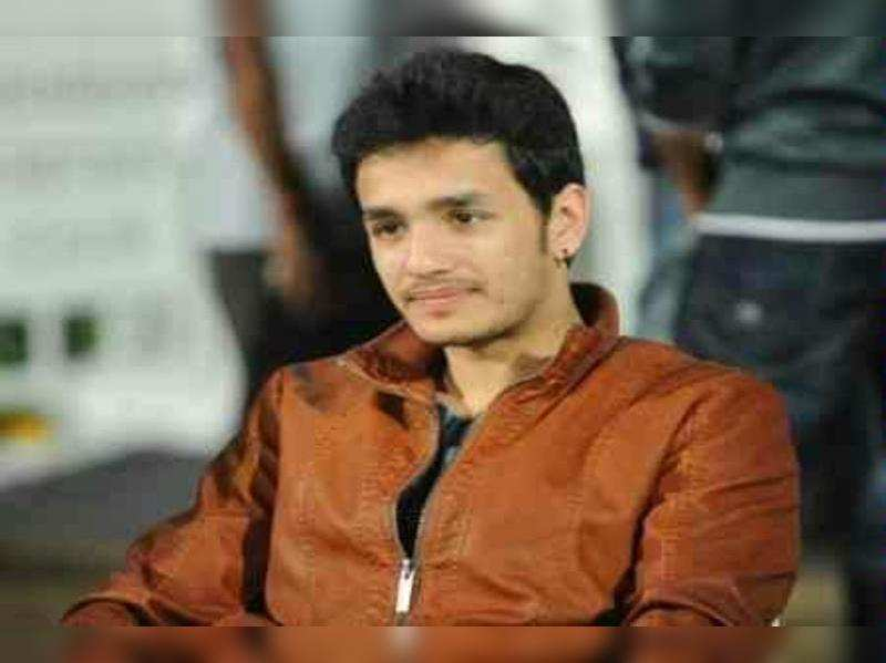 I want to start my career with a blockbuster : Akhil Akkineni