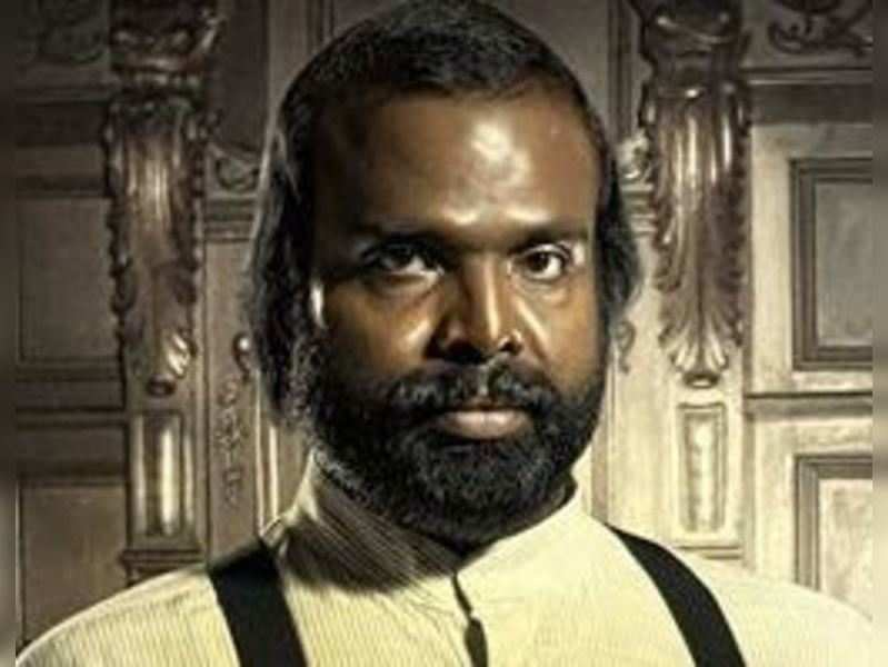 Chemban Vinod in a different get up in Iyobinte Pushtakam