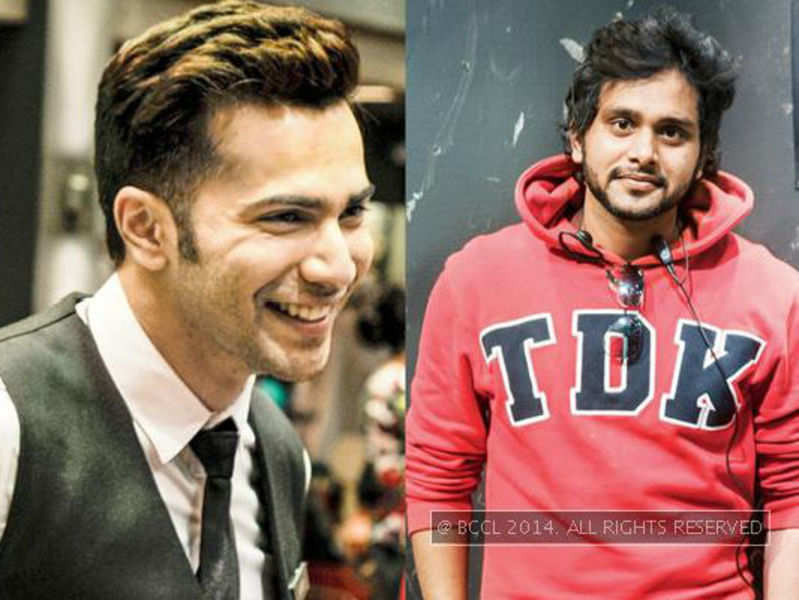 Varun Dhawan's character in ABCD2 based on the life of India's Got Talent winner Suresh Mukund