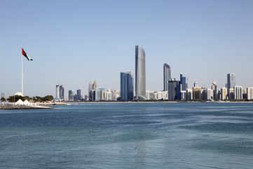 Abu Dhabi in pictures