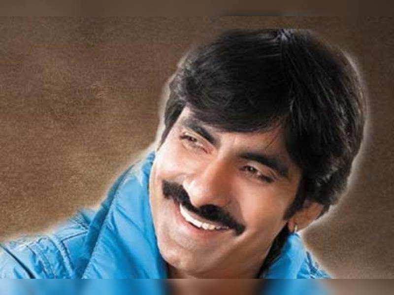 I'm actually a little shy: Ravi Teja