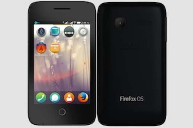 Alcatel Fire C2Gruns Firefox OS and features a 3.5-inchHVGA(320x480p) display.