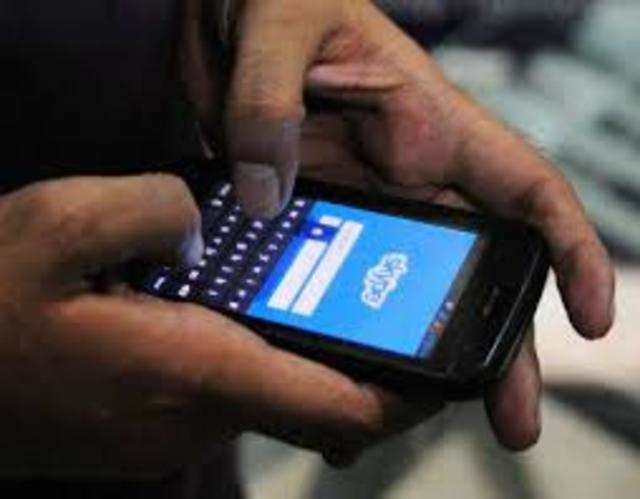 In a statement, Skype said that users will not be able to make calls to phones in India if they are based in India.