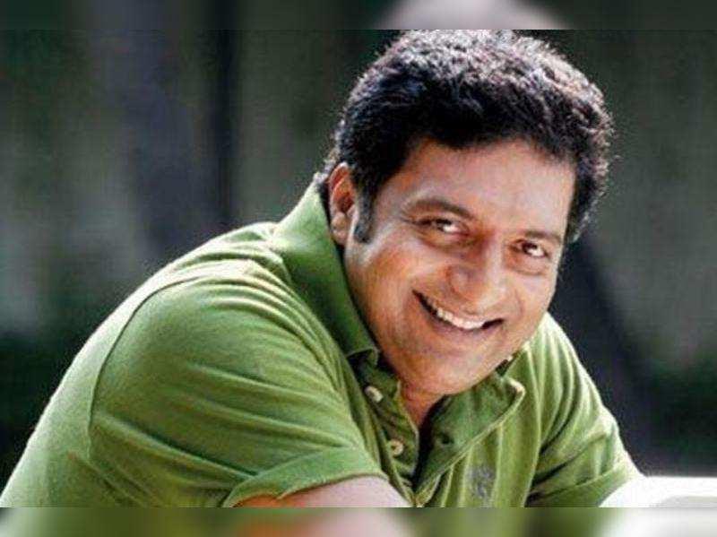 Prakash Raj in Mani Ratnam film