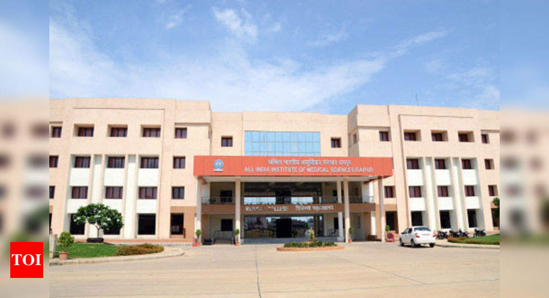 No Takers For Seats In Aiims Patna Raipur Times Of India