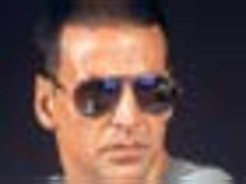 Akshay declines to be waxed!