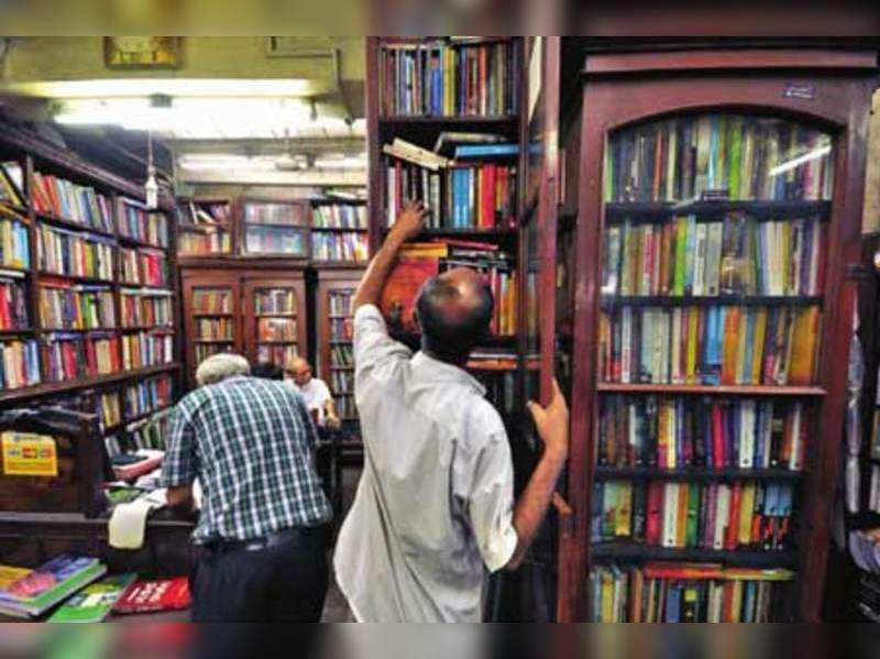 Famous Bookstores of College Street in Kolkata. Image courtesy: BCCL