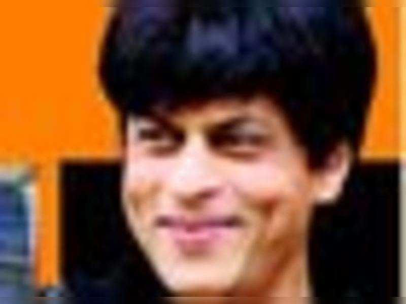 SRK's vanity toy