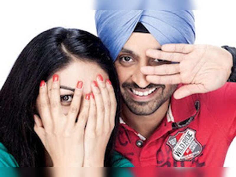 Diljit Dosanjh & Neeru Bajwa to share screenspace again