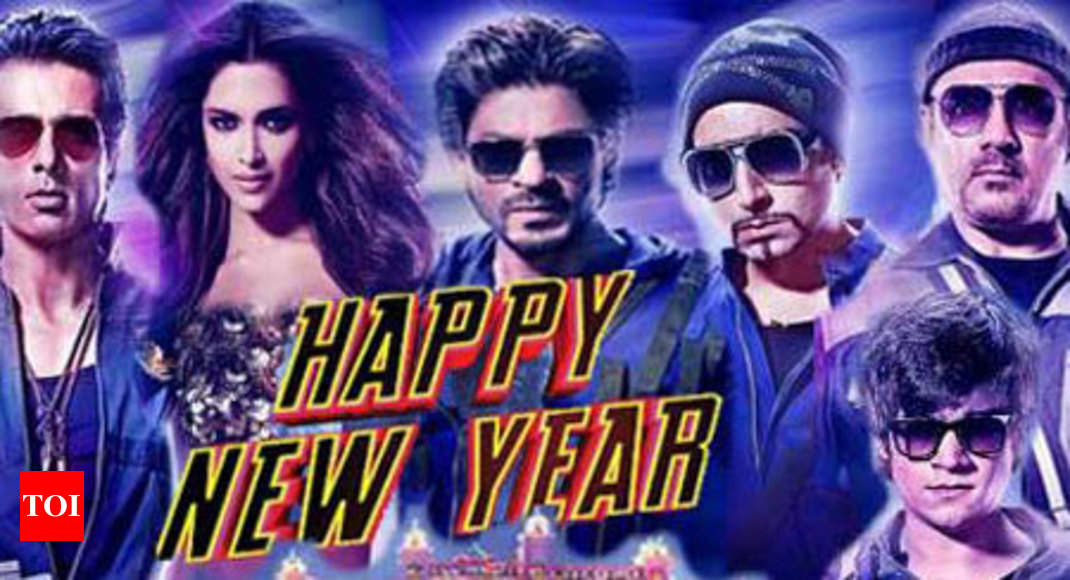 Happy New Year Film India 45
