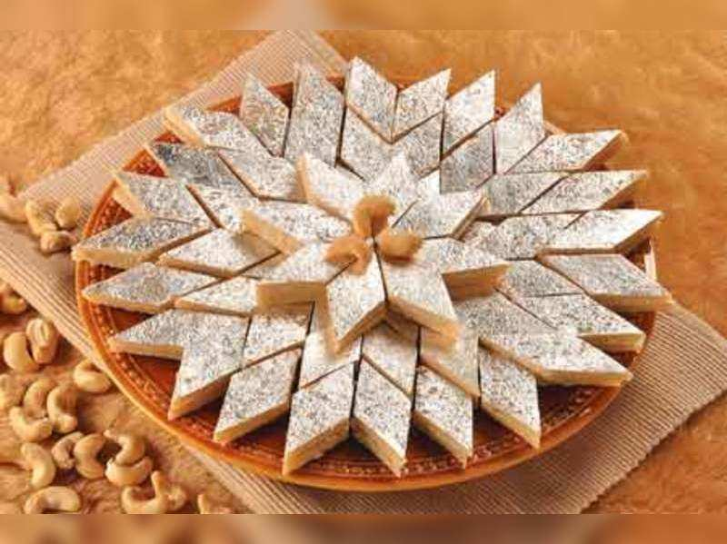 Here's the hierarchy of mithai gifting - Times of India