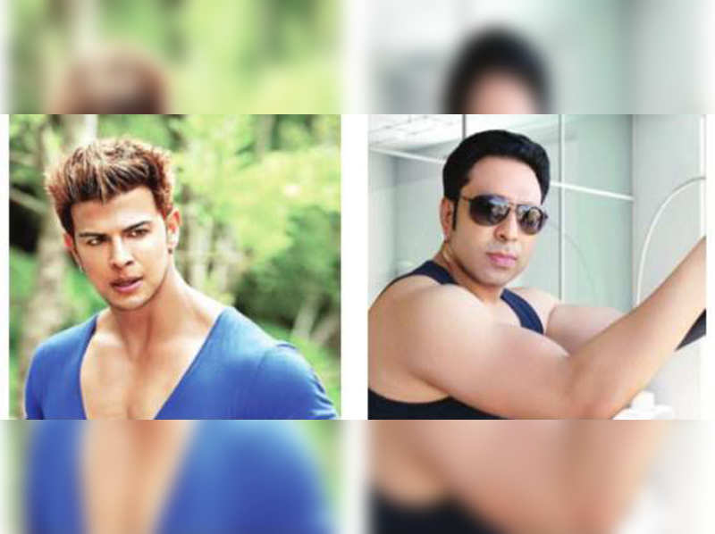 Sana Khan S Boyfriend Thrashes Actor Sahil Khan At An Andheri Gym Times Of India