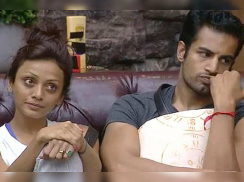 Soni Singh: Upen Patel and I slept in the same bed