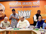 Delhi set for fresh elections
