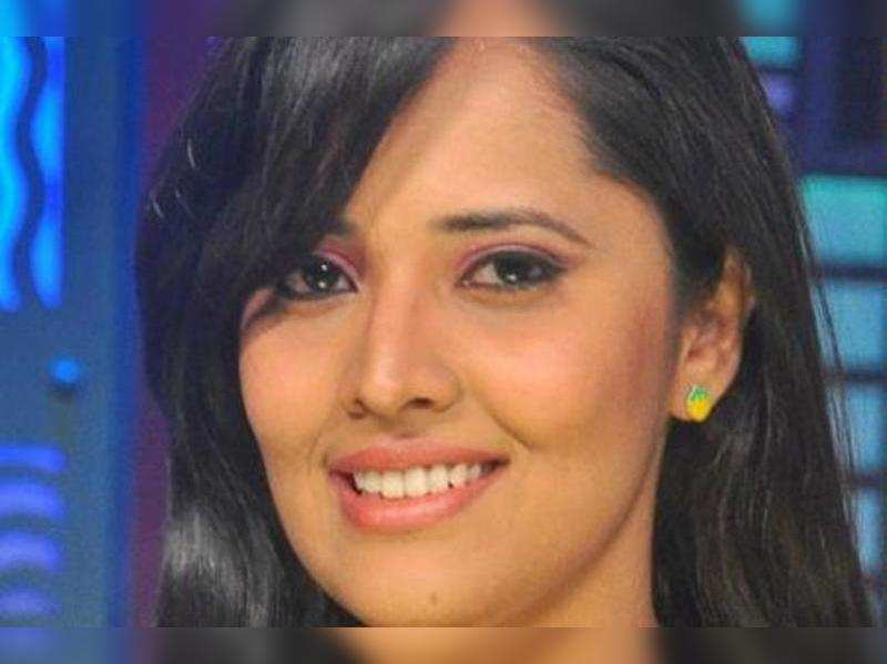How Anasuya became a TV anchor by chance