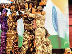 Jawans turn performers