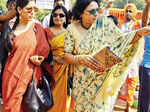 Jawans turn performers