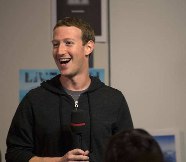 In a public question and answer session held on Thursday in Facebook headquarters,Zuckerberganswered the questions posted and voted by Facebook users across the globe.