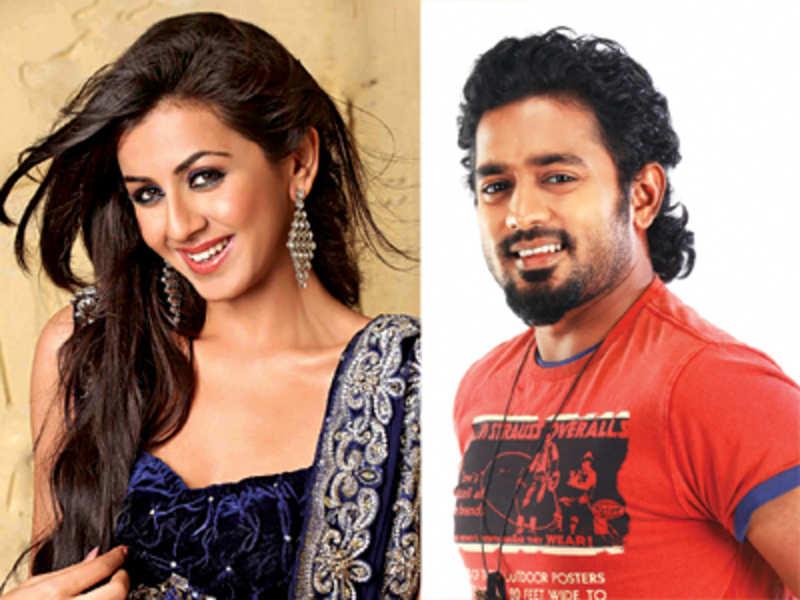 Asif Ali and Nikki Galrani in V K Prakash's next