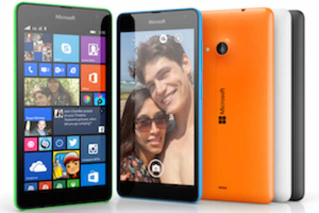 Lumia 535 is the first smartphone from Microsoft to be devoid of any Nokia branding.