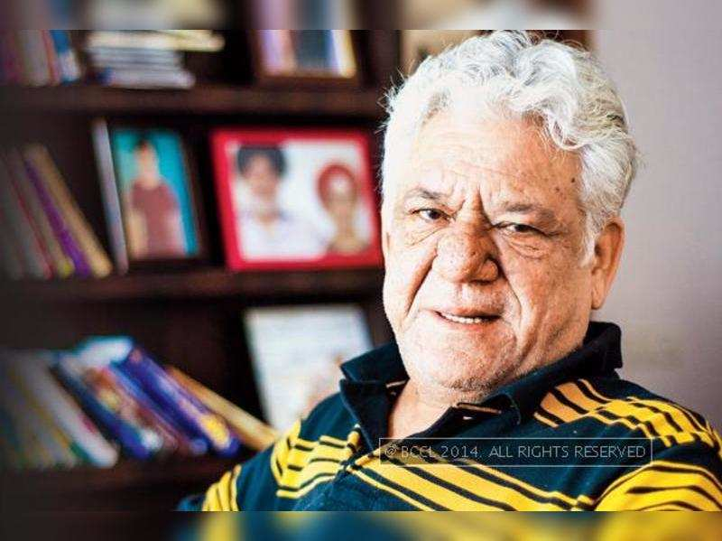 Om Puri: Main reasons I got into theatre was because I was an introvert