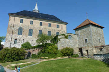 The indestructible Akershus fortress