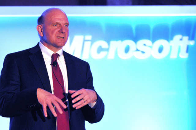 Microsoft CEO Steve Ballmer, a Harvard graduate, is supporting a major initiative to significantly expand its computer science studies in Harvard University.