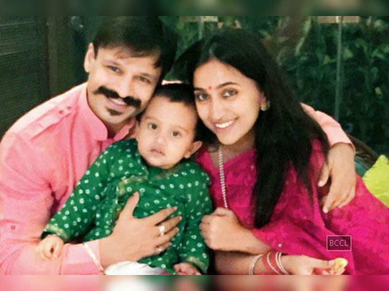 Vivek Oberoi's wife Priyanka is pregnant with their second child