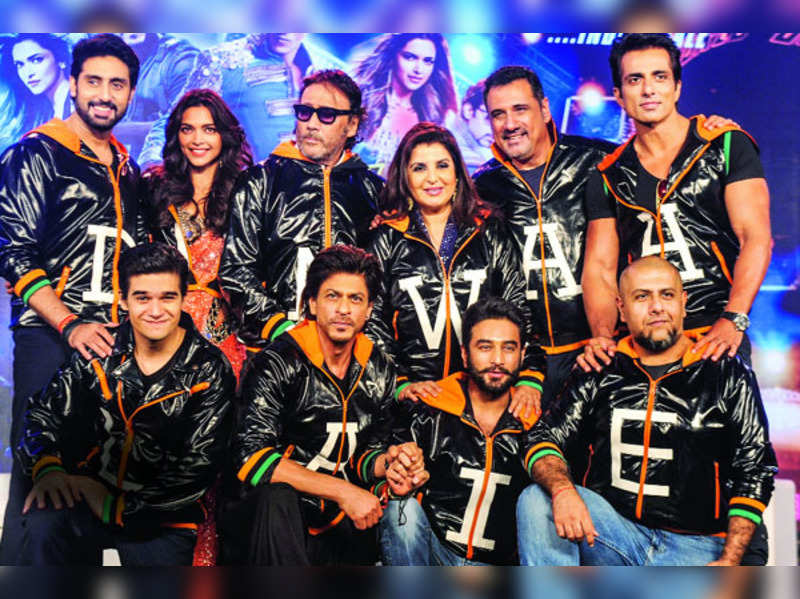 SRK's 'Happy New Year' to be screened at Marrakech Film Fest