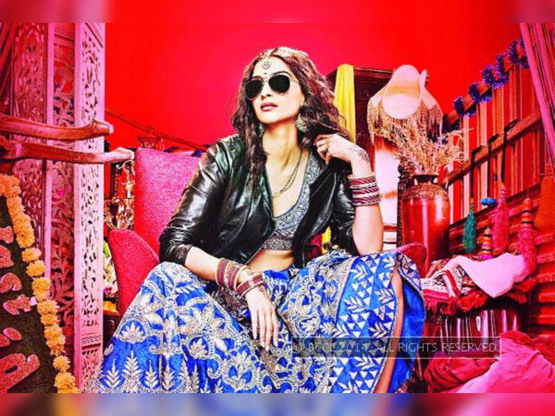 Exclusive first look: Sonam Kapoor in Dolly Ki Doli