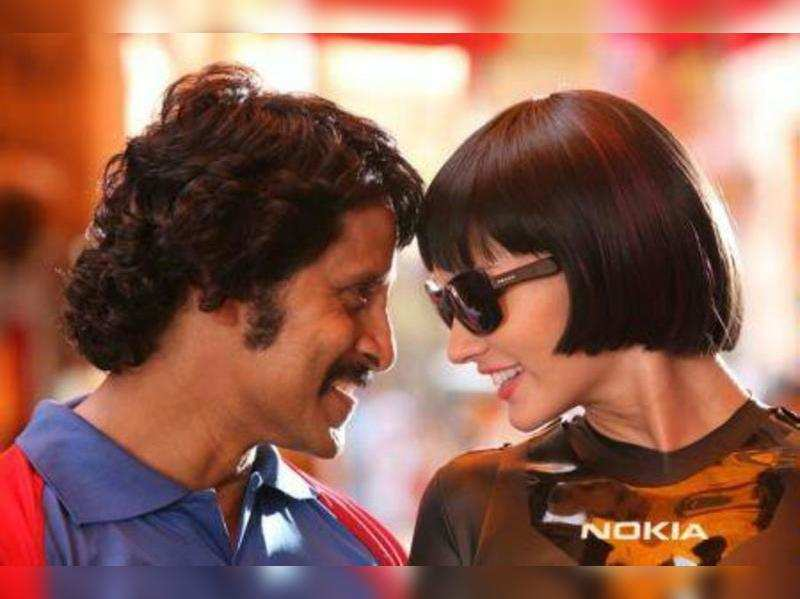 Shankar's I audio to be unveiled on Dec 10