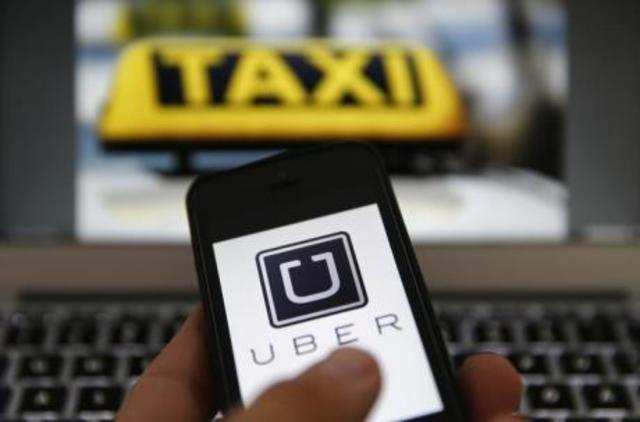 Uber Technologies is close to raising a round of financing that would value it between $35 billion and $40 billion.