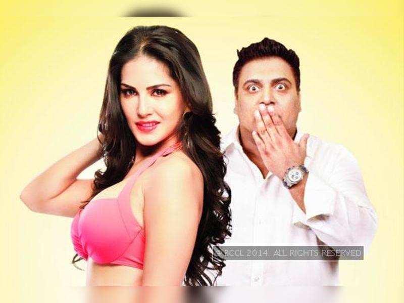 Sunny Leone-Ram Kapoor display their comic side in Kuch Kuch Locha Hai