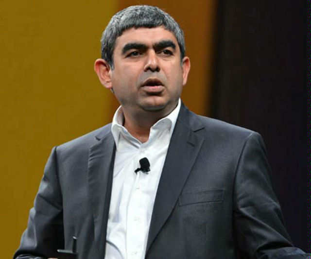 After 121 days in the saddle, Vishal Sikka believes that the best is yet to come for Infosys.