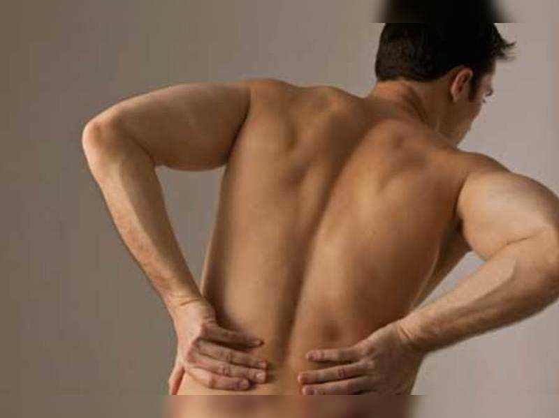 Get your back on track