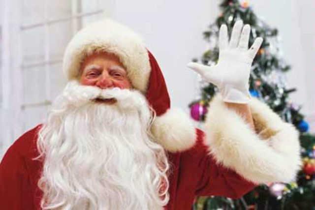 Father Christmas: Santa's 'real' 3D face created - Computing News