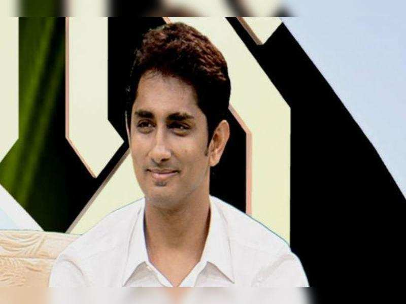 Siddharth and Vedhika on Star Junction