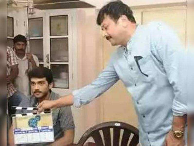 Kalidasan starts shooting on Jayaram's birthday