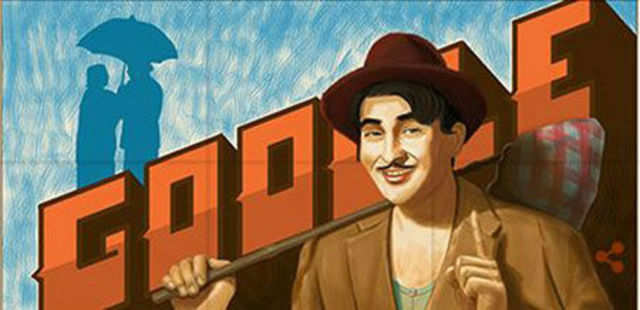 Google marks 90th birthday of Raj Kapoor with a doodle - Latest News