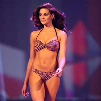 Miss World 2014 Rolene Strauss.